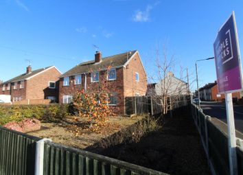 3 bed semi-detached house for sale in Mansfield Road, Bolsover, Chesterfield S44