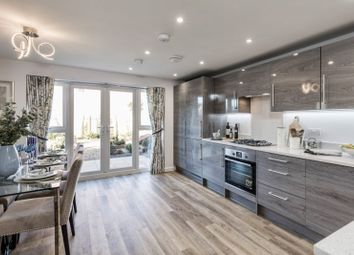 "Thumbnail 4 bed end terrace house for sale in ""The Kensington"" at Hersham Road, Hersham"