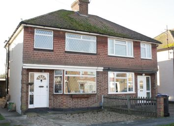 Thumbnail 3 bed property to rent in Selwood Road, Woking