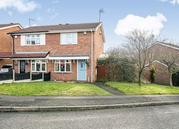 2 bed semi-detached house for sale in Brelades Close, Dudley DY1