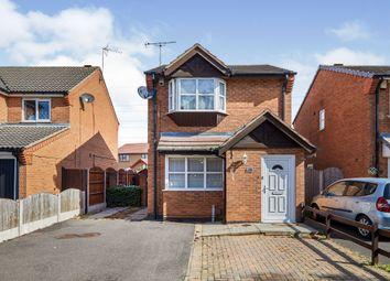 3 bed detached house for sale in Glenmore Drive, Stenson Fields, Derby DE24