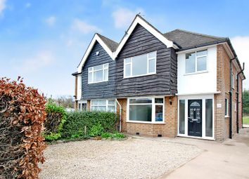 Thumbnail 4 bed semi-detached house for sale in Rufford Avenue, Bramcote, Nottingham