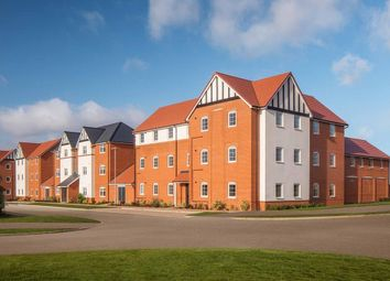"Thumbnail 1 bed flat for sale in ""Watermill Court"" at Marsh Lane, Harlow"