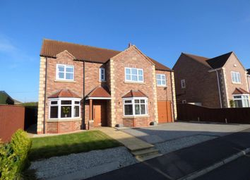 Thumbnail 4 bed detached house to rent in Abbey Park, Louth