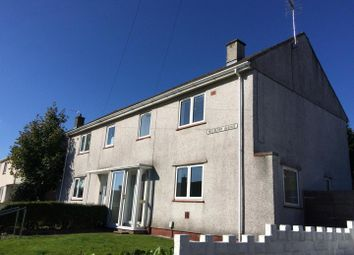 Thumbnail 2 bed property to rent in Mulberry Avenue, West Cross, Swansea