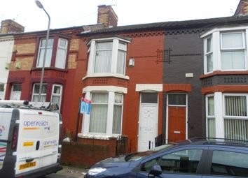 Thumbnail 2 bedroom terraced house for sale in Benedict Street, Bootle, Liverpool