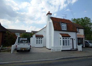 Thumbnail 3 bed cottage to rent in Spa Road, Hockley