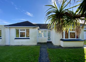 Thumbnail 4 bed detached bungalow for sale in Bonython Road, Newquay