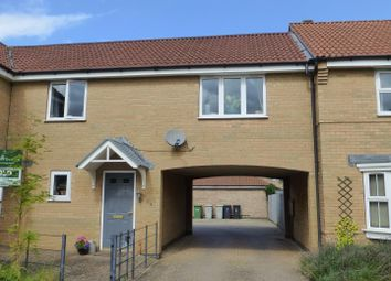 Thumbnail 2 bedroom maisonette to rent in Siskin Road, Uppingham, Oakham