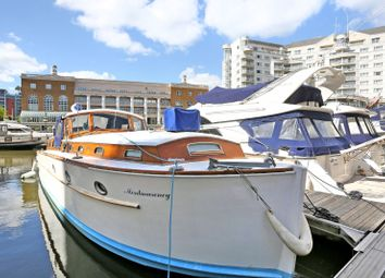 Thumbnail 1 bed houseboat for sale in Montmarency, Chelsea Harbour