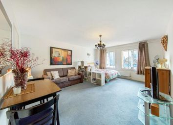 Thumbnail Studio for sale in Brondesbury Villas, London