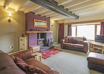 Thumbnail 3 bed terraced house for sale in Limby Hall Lane, Swannington, Coalville