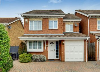 Thumbnail 4 bed property for sale in Advice Avenue, Chafford Hundrfed