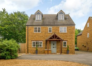 Thumbnail 5 bed detached house for sale in Stocking Lane, Shenington, Banbury