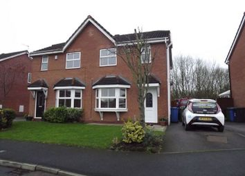 Thumbnail 3 bed semi-detached house to rent in Chelsea Gardens, Great Sankey, Warrington