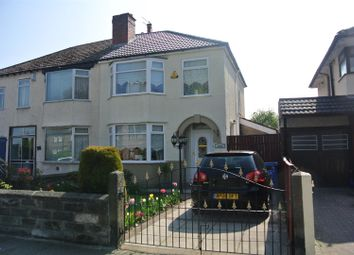 Thumbnail 3 bed semi-detached house for sale in Pilch Lane, Knotty Ash, Liverpool