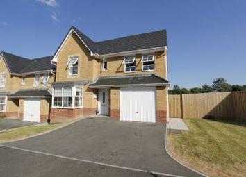 Thumbnail 4 bed detached house for sale in Pen Y Berllan, Bridgend