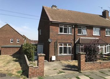 Thumbnail 3 bed semi-detached house for sale in Keyes Road, Temple Hill, Dartford