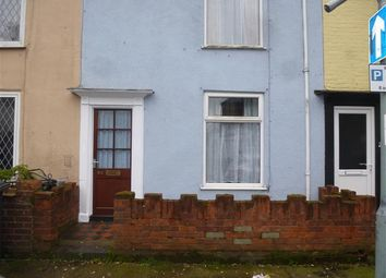 Thumbnail 2 bed terraced house to rent in Kent Square, Great Yarmouth