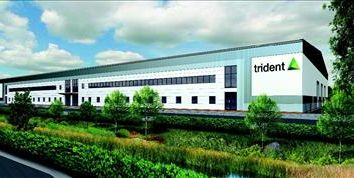 Thumbnail Warehouse for sale in Trident, Harts Farm Way, Waterlooville, Hampshire