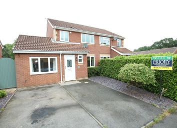 Thumbnail 4 bedroom semi-detached house to rent in Bluebell Close, Biddulph, Stoke-On-Trent