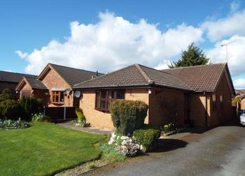 Thumbnail 3 bed bungalow for sale in Sycamore Close, Uttoxeter, Staffordshire