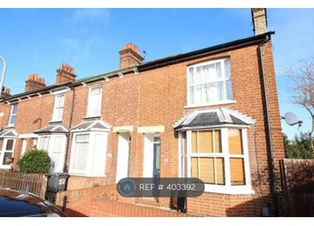 Thumbnail 2 bed end terrace house to rent in Balmoral Road, Hitchin
