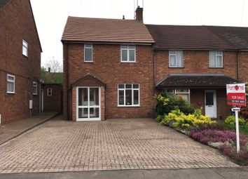 Thumbnail 2 bed terraced house for sale in Marston Lane, Nuneaton