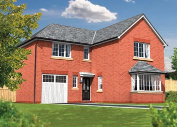 Thumbnail 4 bed detached house for sale in Plot 21, St.Mary's Gardens, Newton Hyde, Cheshire