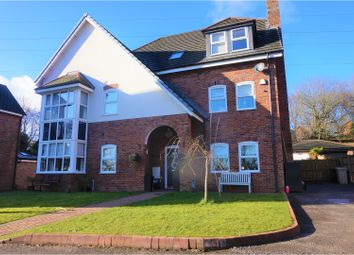 Thumbnail 4 bed semi-detached house for sale in Grange Road, Bromley Cross, Bolton