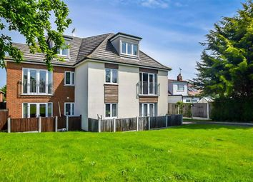 Thumbnail 2 bed flat for sale in Carlton Avenue, Westcliff-On-Sea, Essex