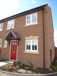 Thumbnail 3 bed terraced house to rent in Hamilton Way, Coningsby, Lincoln