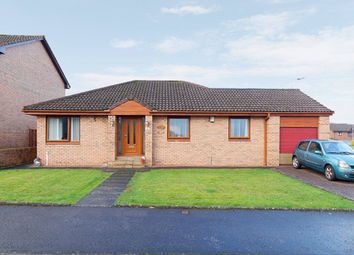 Thumbnail 3 bed bungalow for sale in Hawkhill Drive, Stevenston, North Ayrshire