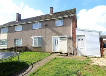 Thumbnail 4 bed semi-detached house for sale in Bridgewater Court, Corby
