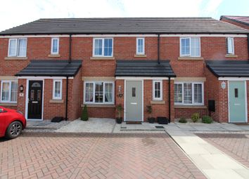 Thumbnail 3 bed terraced house for sale in Voyager Close, Fleetwood