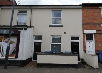 Thumbnail 1 bed property to rent in Cowley Street, Derby