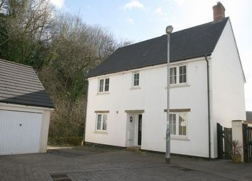 Thumbnail 4 bed detached house for sale in Batherm Close, Bampton, Tiverton