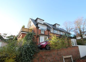 Sandecotes Road, Parkstone, Poole BH14. 1 bed flat