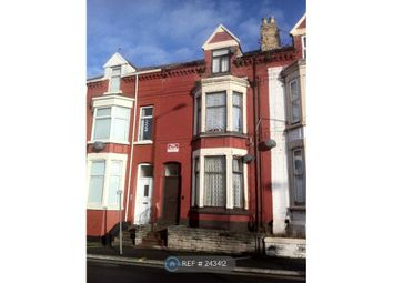 Thumbnail 1 bed flat to rent in Liverpool, Liverpool