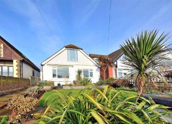 Thumbnail 3 bed detached bungalow for sale in Old Salts Farm Road, Lancing, West Sussex