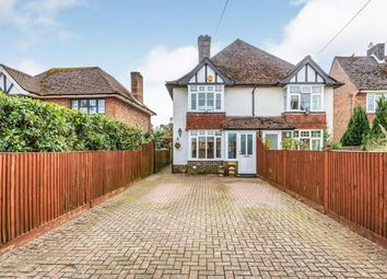 Thumbnail 3 bed semi-detached house for sale in Pulborough Road, Storrington, Pulborough, West Sussex
