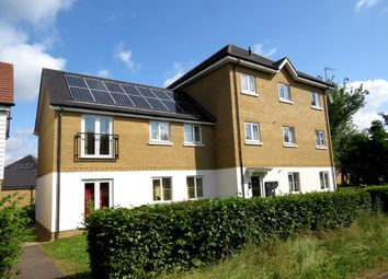 Thumbnail 1 bed flat for sale in Lime Kiln Way, Redhouse Park, Milton Keynes