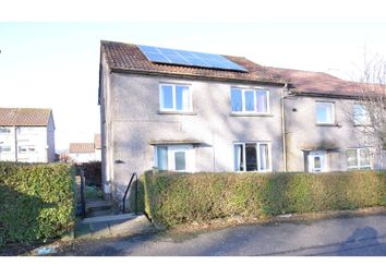 Thumbnail 3 bed end terrace house for sale in Oakbank Drive, Glasgow