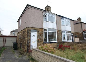 Thumbnail 2 bed semi-detached house for sale in Glenroyd, Shipley