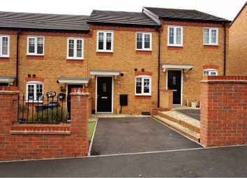 Thumbnail 2 bed terraced house for sale in Caban Close, Birmingham
