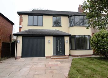Thumbnail 4 bedroom semi-detached house for sale in Redcar Road, Bolton