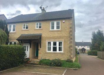 Thumbnail 3 bed semi-detached house for sale in Airedale, Galgate, Lancaster, Lancashire