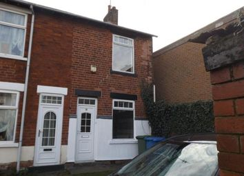 Thumbnail 2 bed end terrace house for sale in Bradleys Yard, Warsop, Mansfield, Notts