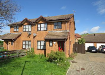Thumbnail 3 bed semi-detached house for sale in Buddleia Close, Weymouth