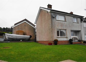Thumbnail 3 bed semi-detached house for sale in Coleshill Park, Enniskillen